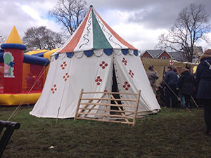 Eastleigh celebrate all things old at medieval festival