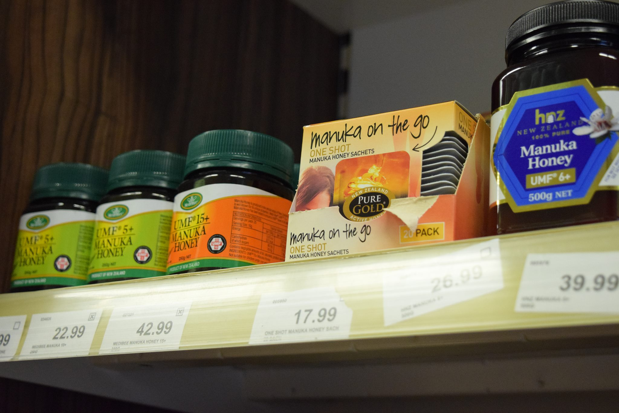 Is Manuka honey the latest weapon in the fight against infections?
