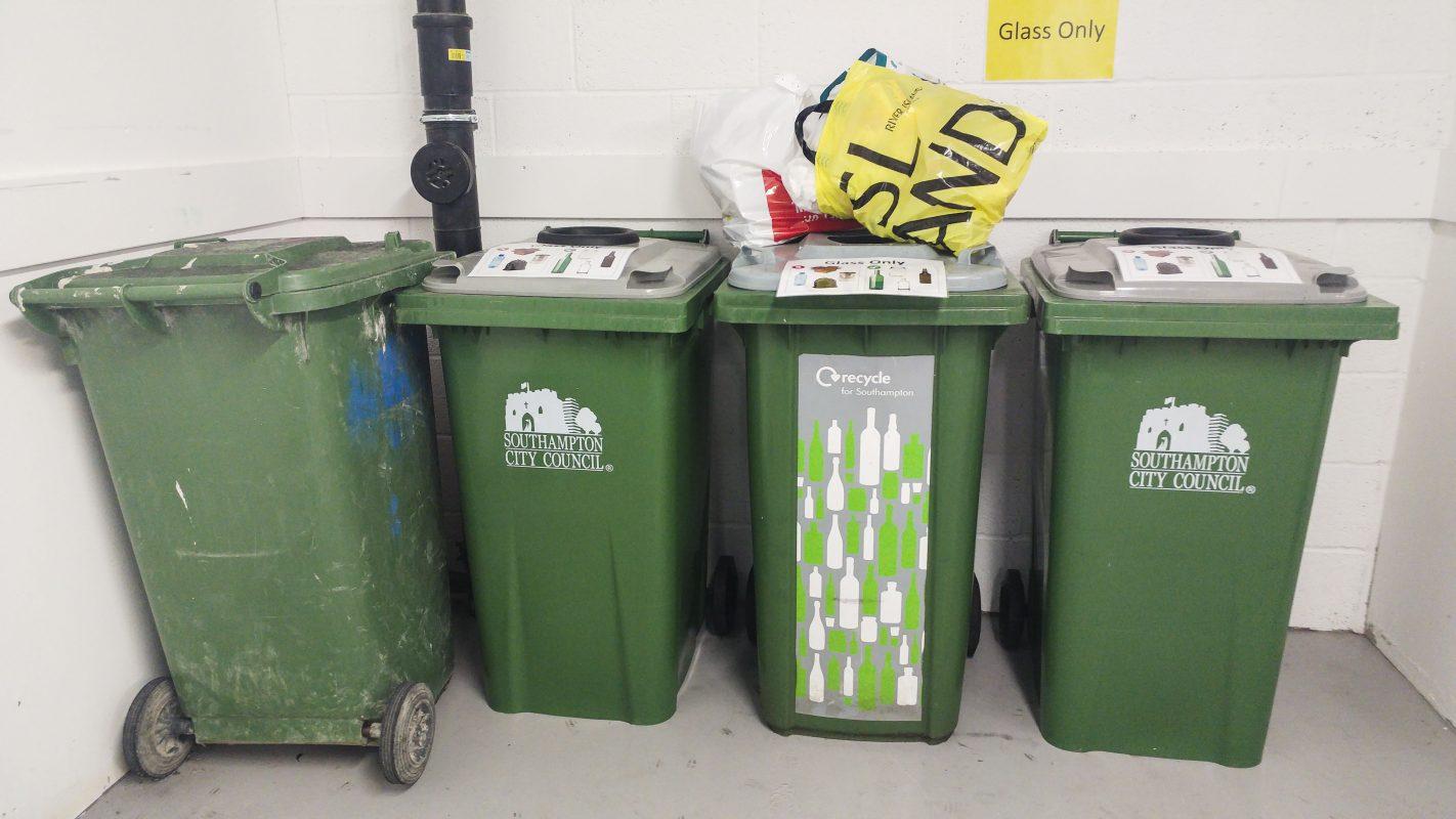 Southampton raises awareness for sustainable living