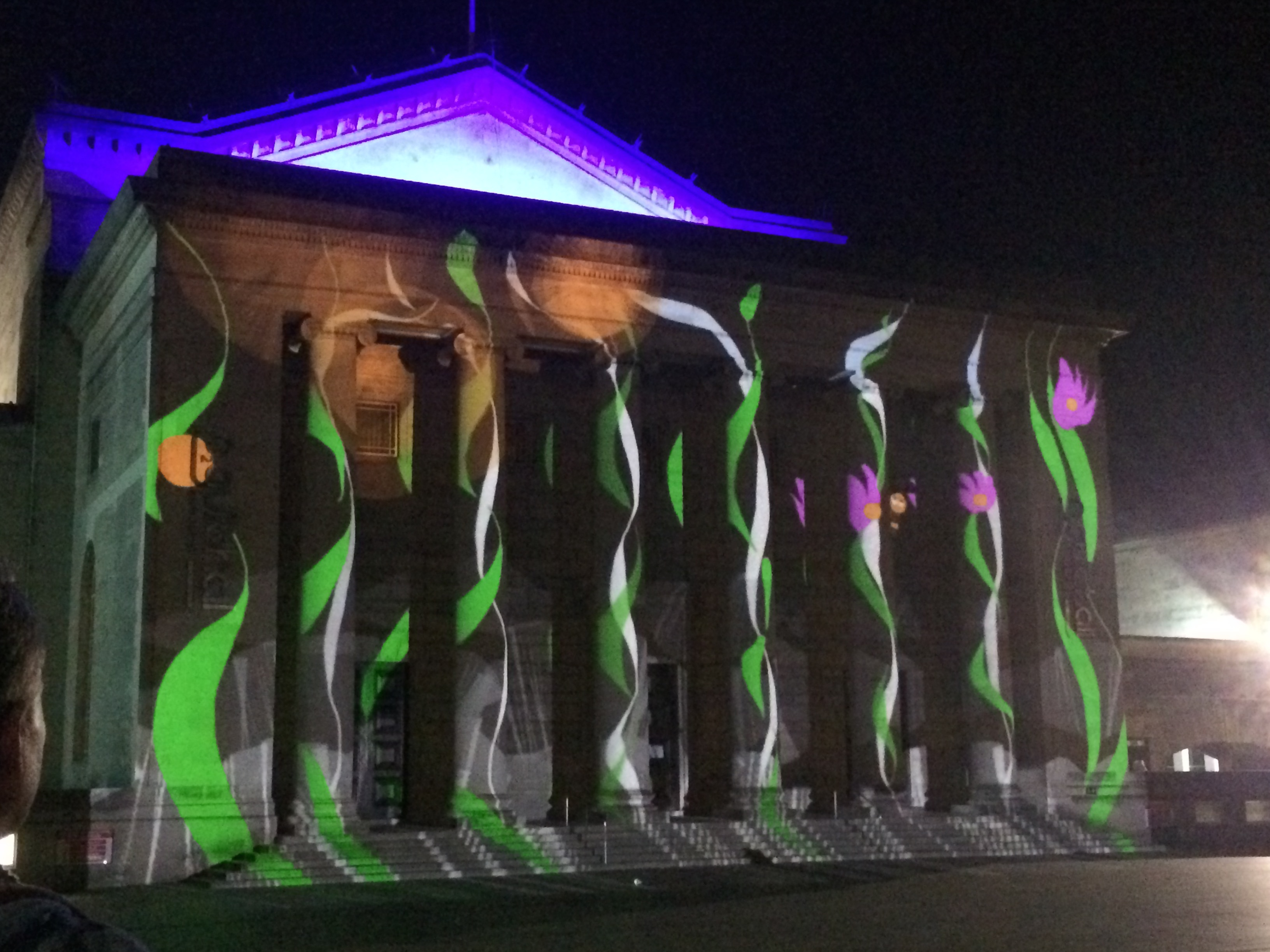 Let there be light! Southampton's 'Lighten Up' returns