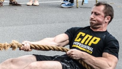 Southampton strongman aiming to become world's best