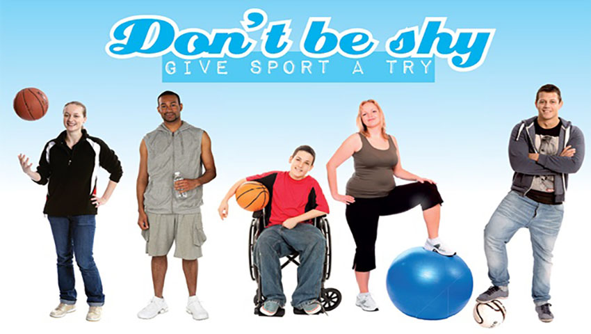 Solent Sport initiative 'Give Sport a Try' aims for mass participation