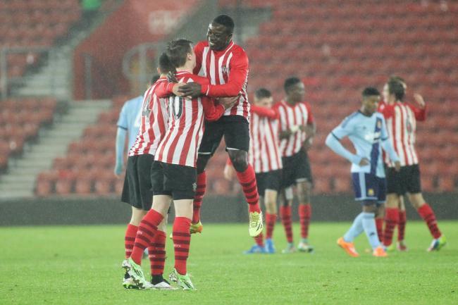 Can Olufela Olomola be the next Saints academy star?