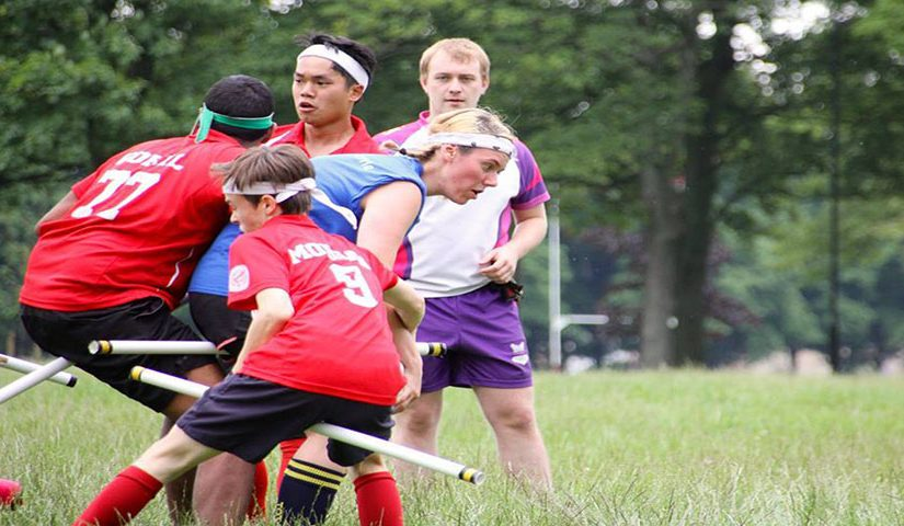 Southampton will play host to the Southern Cup Region Quidditch Championships