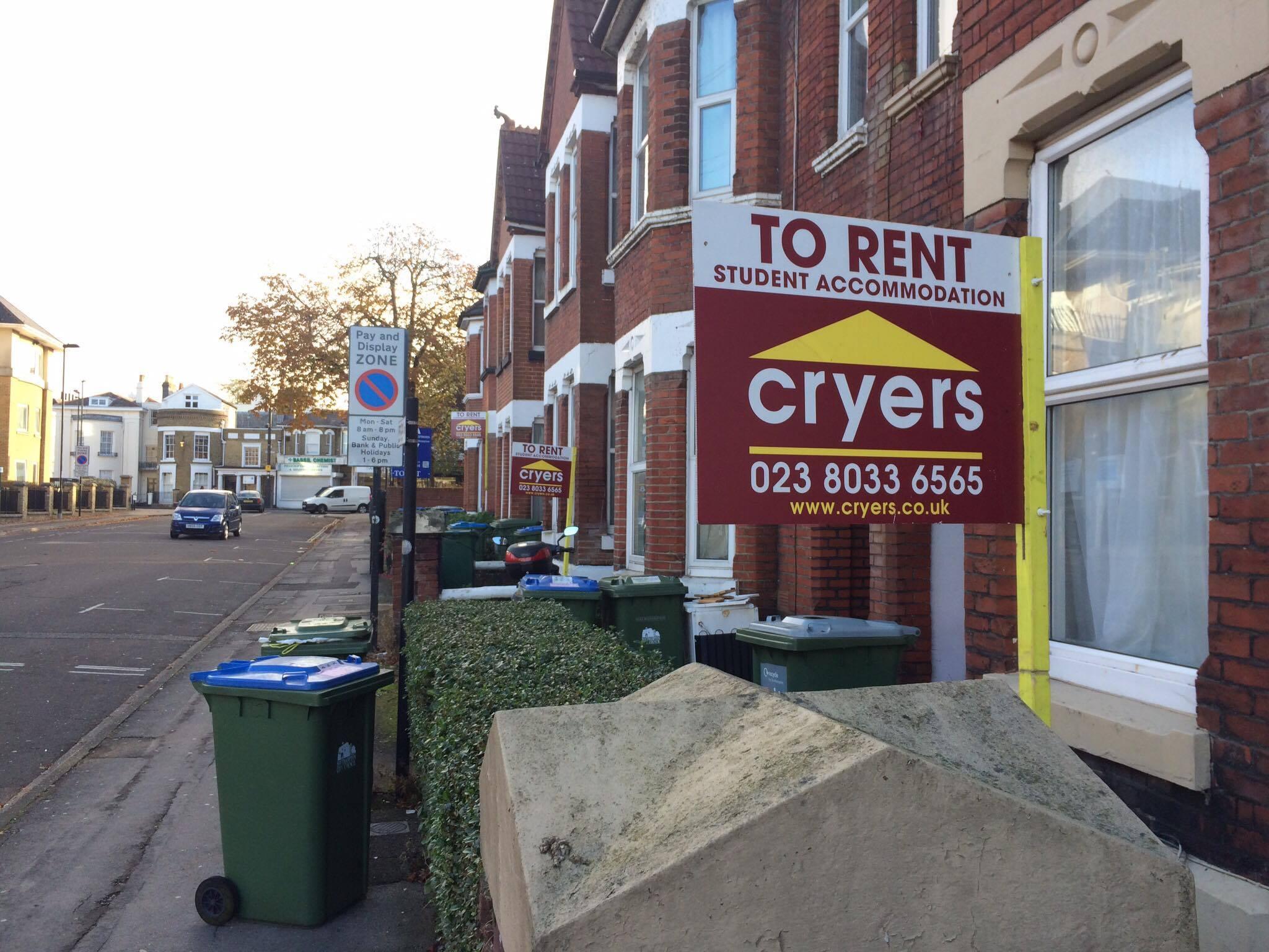 Students: High rent costs, slum landlords & shoddy accommodation