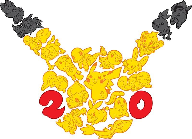 Pikachu is considered Pokémon's most famous mascot, after being Ash's main companion in the TV shows.