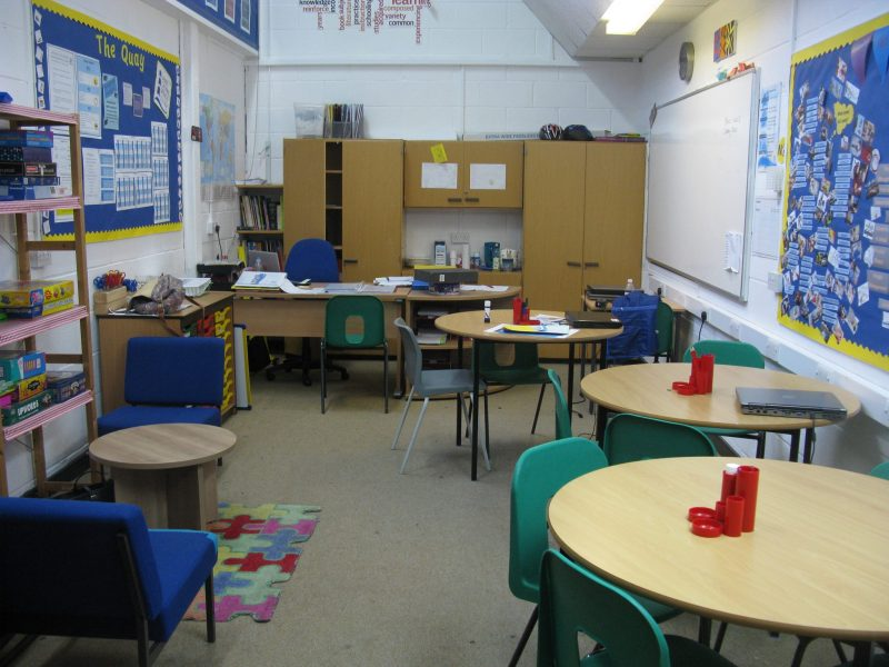 Are UK teachers overworked?