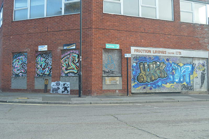 There are also a number of properties in Southampton that are currently vacant.