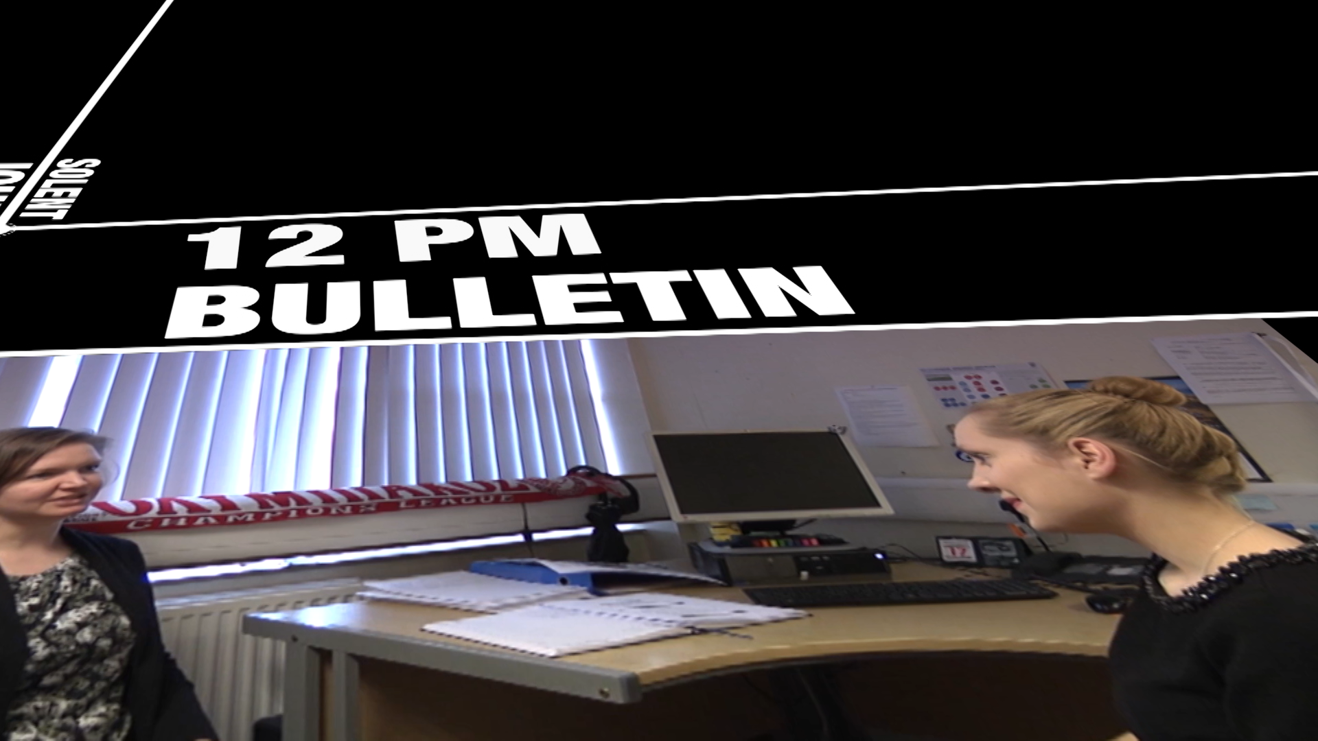 12PM TV Bulletin