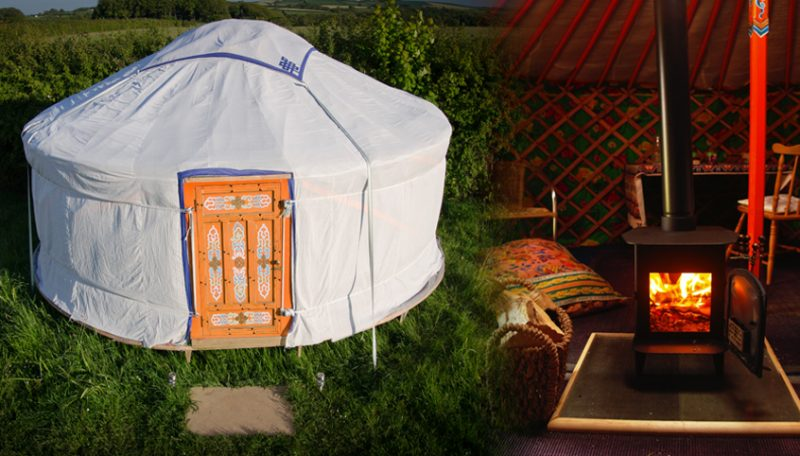 First time buyers are needing to find new ways to make their money stretch, yurts are sustainable and eco-friendly
