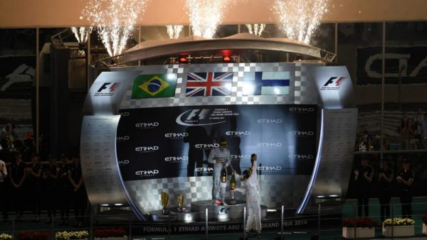 Abu Dhabi will once again host the final Grand Prix of the year.