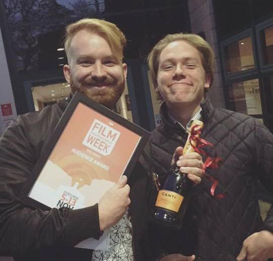 Kidnap flick wins Film Week award