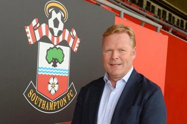 Former Saints boss Ronald Koeman returns to St. Mary's this Sunday with his Everton side.