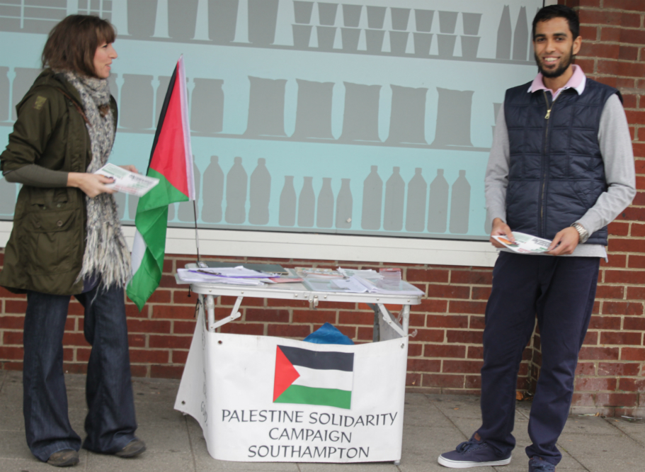 Campaigners call for boycott of Israel company goods
