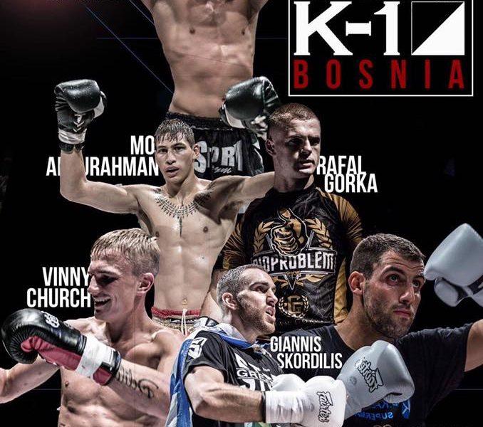Southampton kick boxing World Champion to fight at international event