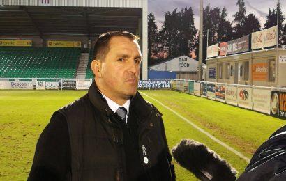 Eastleigh bulk up for Christmas, adding three new players including Gavin Hoyte