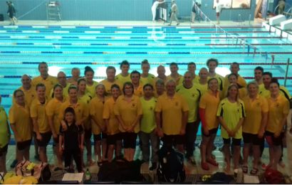 Star swimmer praises team spirit as Hampshire become national champions.