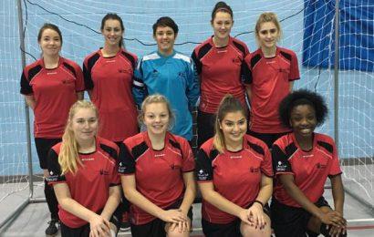 Team Solent Women's Futsal bounce back