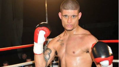 Southampton boxer out of title fight