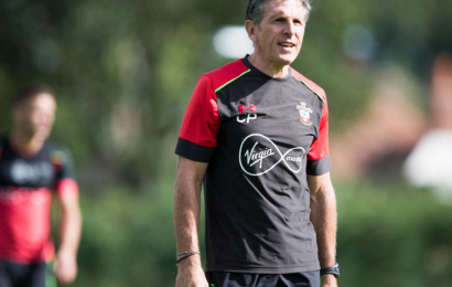 Saints boss Puel admits Palace PL clash will be tough