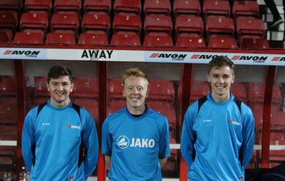 A bright future for Eastleigh's youngsters