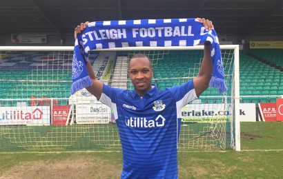Eastleigh sign four in five days