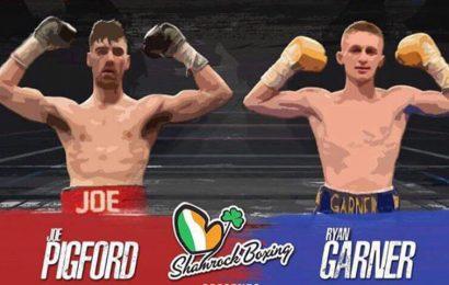 Local boys Joe Pigford and Ryan Garner impress at 'home-coming' event