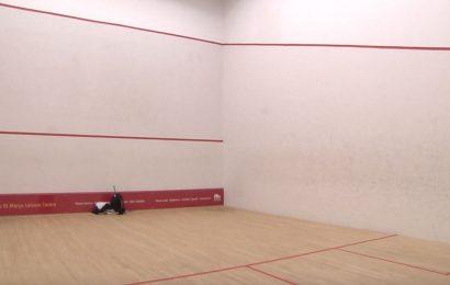 Team Solent squash team enjoying strong start to the season