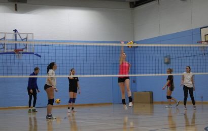 Women's Volleyball participation reaches its lowest since 2013