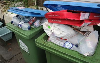 Students want proposed rubbish collection changes binned