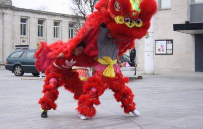 Lunar New Year Celebrations in Southampton