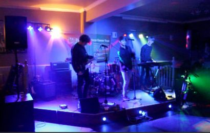 Local punk rock concert raises money for Tom Prince Cancer Trust.