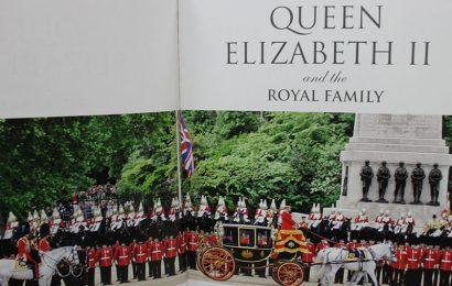 First British monarch reaches her Sapphire Jubilee