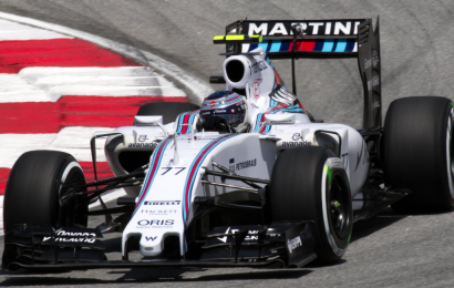 BOTTAS: I'M NOT HERE TO FINISH SECOND