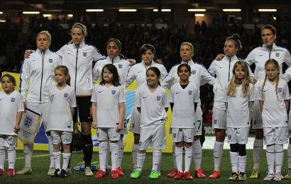 England Make Seven Changes For SheBelieves Cup