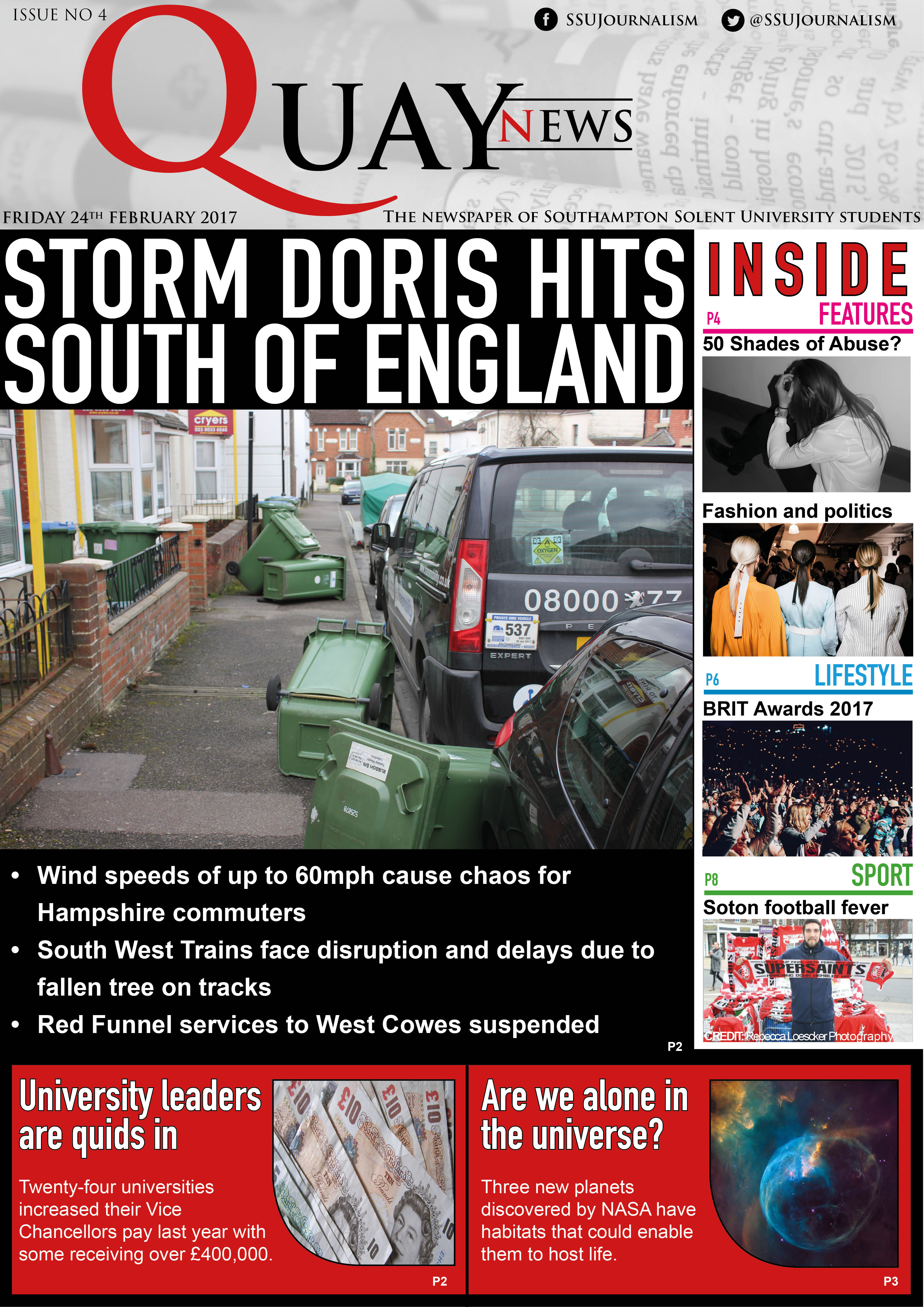FINAL ISSUE 4 FRONT PAGE