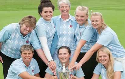 Hampshire Ladies County Golf Association launch new initiative to get more girls involved in the Sport.