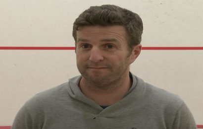Trojans Squash face Rest of World ahead of Hampshire Open in March.