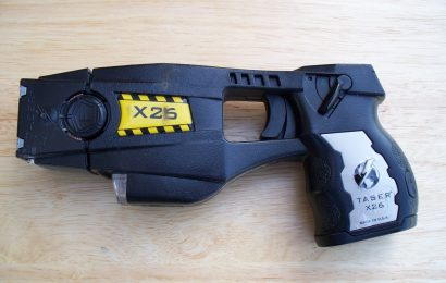 Should all police officers carry Tasers?