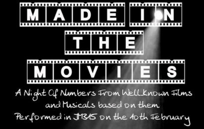 Students to perform 'Made in the Movies' cabaret