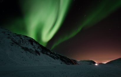 Scotland at risk of losing its Northern Lights