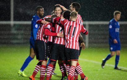 Convincing Saints bounce back with defeat of Leicester