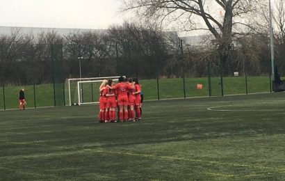 Solent Ladies loss puts title hopes on the line