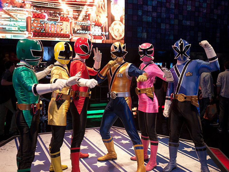 Power Rangers reveals character Trini as gay