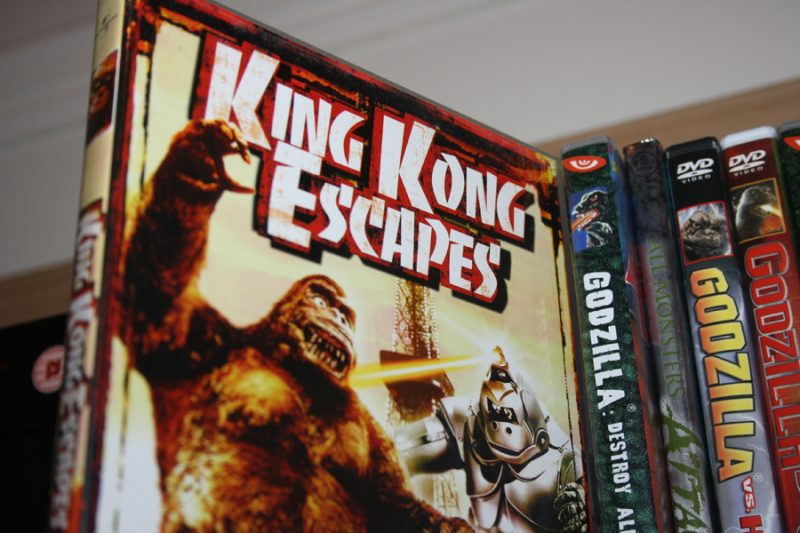 King Kong Escapes was the second Kong film to be released by Toho.