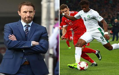 Gareth Southgate regrets Wilfried Zaha giving up on England to represent Ivory Coast
