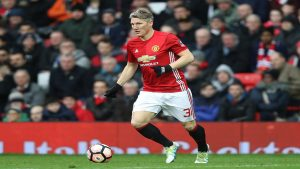 Schweinsteiger lacked first team football in Manchester