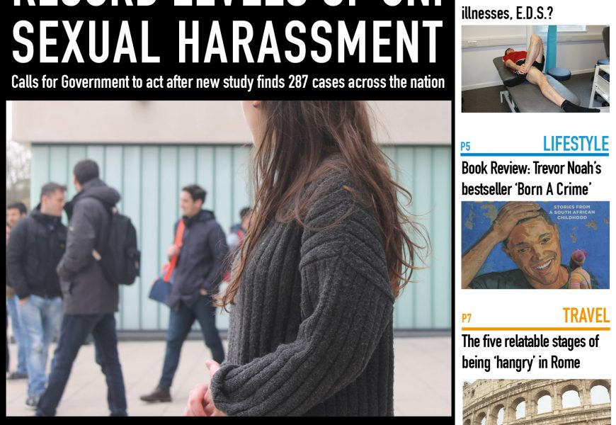 Seventh edition of Quay News – produced by BA(Hons) Journalism students