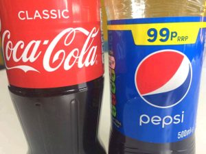 The Pepsi challenge was created to help explore the differences between the two drinks.