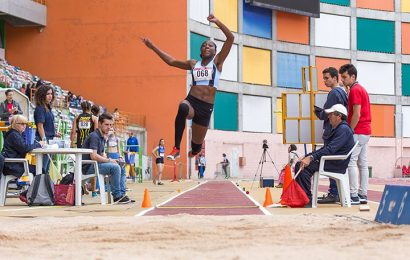 Solent triple jumper aims to make history